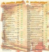 Il listino delle nostre pizze! Pizza Mania, Gorizia.  http://beezzup.com/elgg/profile/01078800313