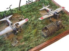Dioramas and Vignettes: Trophy team. Rabaul, 1944, photo #10