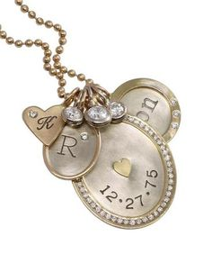 Heather Moore Heather Moore Jewelry, the finest, the best, and the original fully personalized charm collection!