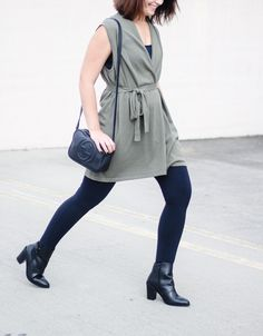 Date Night - How 2 Wear It - what to wear for date night - date night outfit - olive green - fall's hottest color - How 2 Wear It