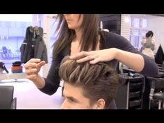 Edward Cullin Twilight by Hanz de Fuko and Big Sexy Hair powder - Slikhaar TV 103