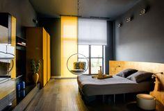 Пентхаус - Лучший интерьер в современном стиле | PINWIN - конкурсы для архитекторов, дизайнеров, декораторов