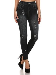 Simplicity® Women's Denim Print Fake Jeans Seamless Full Length Leggings,Black1 Simplicity http://www.amazon.com/dp/B0159ZIPX4/ref=cm_sw_r_pi_dp_y3lewb0TCZ3CH