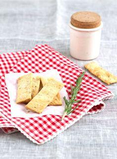 Rosmarin-Cracker