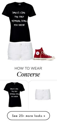 """""""Untitled #165"""" by lsesstar on Polyvore featuring Topshop and Converse"""