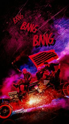 BIGBANG wallpaper for phone
