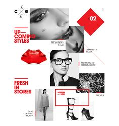 The Collage - Tablet App | Abduzeedo Design Inspiration