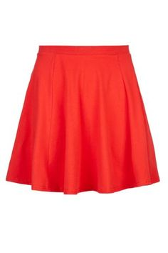 Free delivery available today - Shop the latest trends with New Look's range of women's, men's and teen fashion. Teen Fashion, Cheer Skirts, New Look, Skater Skirt, Latest Trends, Red, Clothes, Shopping, Women