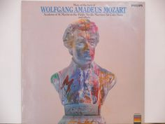 More of the Best of Wolfgang Amadeus Mozart - Academy of St Martin in the Fields - Phillips Classics 1971 - Vintage Vinyl LP Record Album