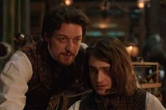 """""""Victor Frankenstein"""" - Nov. 25 In this retelling of Mary Shelley's classic, Daniel Radcliffe's Igor takes center stage as we learn about his dark origins and how he became the assistant of scientist Victor Frankenstein (James McAvoy)."""