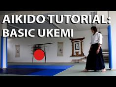 Aikido Ukemi Tutorial / Basic Ukemi / Standing Forward Roll - YouTube