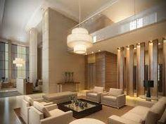 Resultado de imagem para hall de entrada residencial moderno