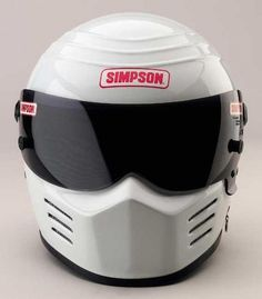 Simpson outlaw bandit. Love this in white