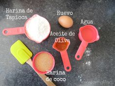 pan pita de tapioca
