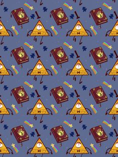 Discovered by Find images and videos about wallpaper, patterns and gravity falls on We Heart It - the app to get lost in what you love. Gravity Falls Bill Cipher, Gravity Falls Art, Fall Wallpaper, Disney Wallpaper, Animes Wallpapers, Cute Wallpapers, Monster Falls, Grabity Falls, Desenhos Gravity Falls
