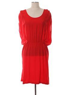 R O U G E ♥︎ by Modalist.  Achetez votre robe American Vintage d'occasion 38 (M, T2) à 32.95 € (-71%) sur MODALIST. Profitez du satisfait ou remboursé et de la livraison Gratuite !