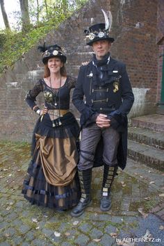 aethernetz . . . . . . . . steampunk society switzerland