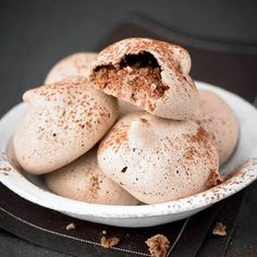 Dukan diet meringues recipe. www.handbag.com