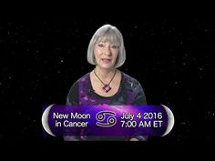 New Moon in Cancer 2016 - YouTube