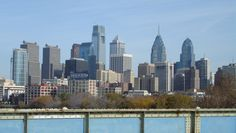 Philadelphia, the largest city in Pennsylvania and the fifth most populous city in the United States.