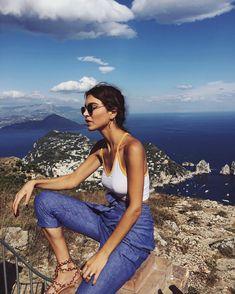 Capri my love.