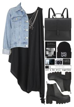 """Untitled #1647"" by tacoxcat ❤ liked on Polyvore"