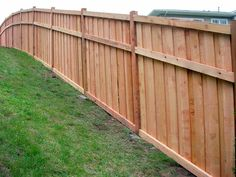 How to build a privacy fence with your own hands