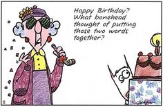 So Have A Happy Birthday