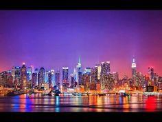 Nighttime Dubai