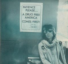 I had this on t-shirt years ago.   Keith is known for his his quick wit, apparent in this photo. Keef :)                  .