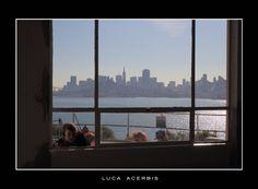 Photographer Luca Acerbis. From San Francisco