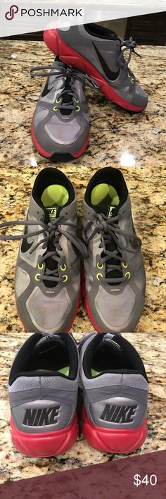 Nike Training Quick Fit shoes See all pictures. These are in great shape and super clean❤❤hardly worn Nike Shoes Sneakers