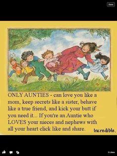 ~ ~ Aunts ❤~ ~