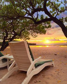 Magnificent beachfront @GrandHyattBali Resort in #NusaDua #Bali  #GrandHyattBali #golden_heart by golden_heart
