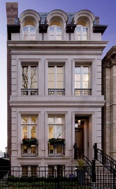 Facades | Savane Properties | Refined and Elegant Homes | Chicago, IL | Custom Luxury Residential Builder