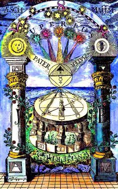 Magnum Opus Arcanum: Alchemy Collection Part 1 Magnum Opus, Alchemy Art, Esoteric Art, Masonic Symbols, Occult Art, Book Of Shadows, Sacred Geometry, Freemasonry, Painting