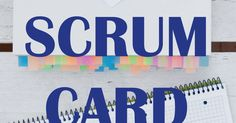 The official Scrum Card Game manual.