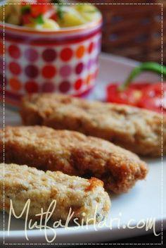 Patlıcan Köftesi - Tarifin püf noktaları, binlerce yemek tarifi ve daha fazlası...