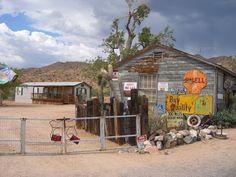 Route 66 in AZ