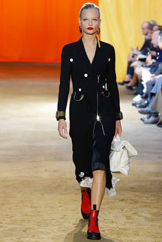Céline Spring 2016 Ready-to-Wear Fashion Show