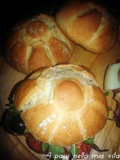 4 passi nella mia vita: Il pane fatto in casa: Le rosette (o michette)