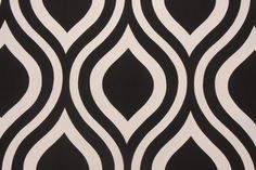 Premier Prints Emily Drapery Fabric in Black / Natural CLOSEOUT