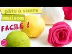 Recette de pâte à sucre maison - Expolore the best and the special ideas about Fast recipes Sugar Paste, Gum Paste, Fast Healthy Meals, Healthy Recipes, Baking Basics, Muffins, Cake Decorating Tips, Ground Beef Recipes, Fondant Cakes