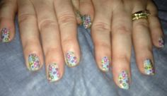 Speckle Nail Strips