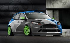 2013 Ford Focus ST GAS Edition