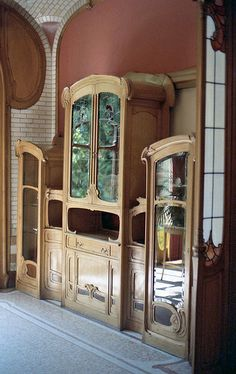 039 Victor Horta Museum. It never ceases to astound me, how much beauty there is in the world.