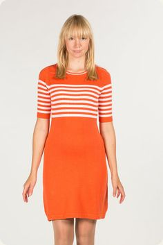 Carla dress by Jumperfabriken