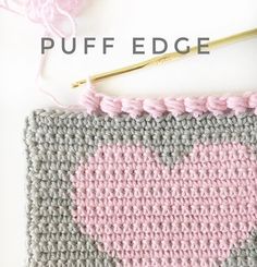 """322 Me gusta, 20 comentarios - Daisy Farm Stitches (@daisyfarm.stitches) en Instagram: """"Start this edge by pulling up a loop and work an hdc in that stitch. Skip a stitch, hdc, then,…"""""""
