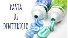 pasta di dentifricio arte per te - YouTube