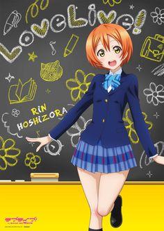 Rin | Love Live
